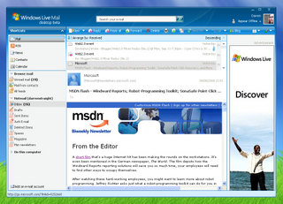 Windows Live Mail: desktop beta
