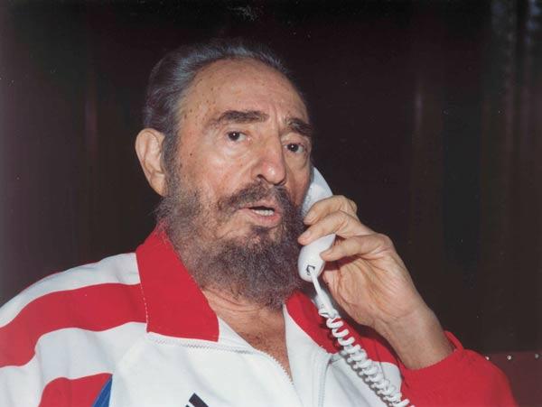 Fidel Castro: recuperación