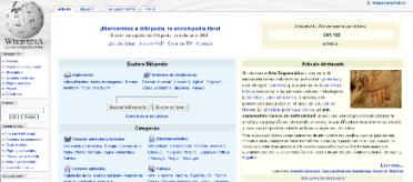 Wikipedia, un macro proyecto