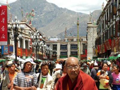 Libertad en el Tibet significa libertad.